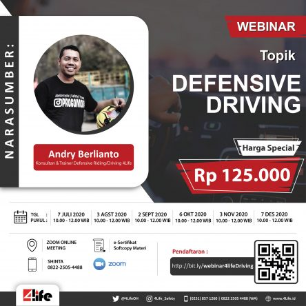 Webinar Defensive Driving