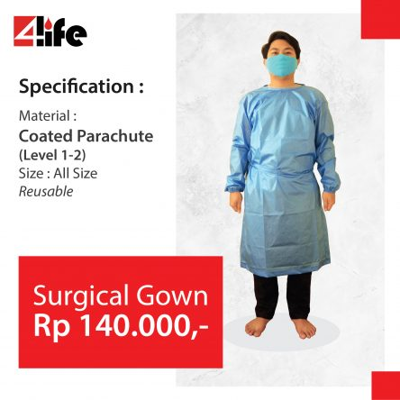 Surgical Gown – Parachute