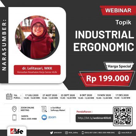 Webinar Industrial Ergonomic