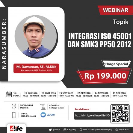 Webinar ISO 45001