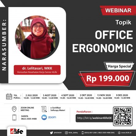 Webinar Office Ergonomic